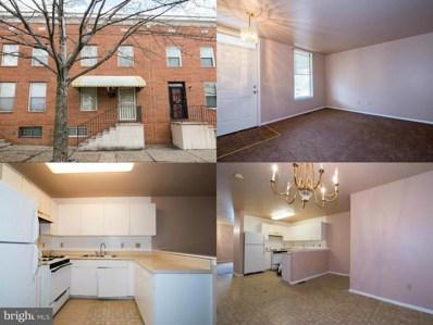 1543 Holbrook Street, Baltimore, MD 21202 - MLS#: 1000041825