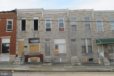 2525 Hoffman Street E, Baltimore, MD 21213 - MLS#: 1000041913