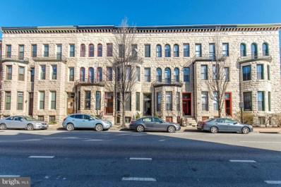 1707 Saint Paul Street, Baltimore, MD 21202 - MLS#: 1000041963