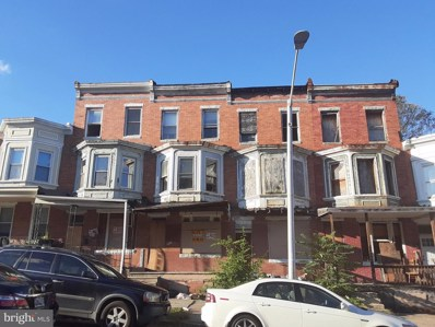 2924 Westwood Avenue, Baltimore, MD 21216 - #: 1000042003