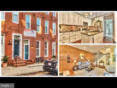 1308 William Street, Baltimore, MD 21230 - MLS#: 1000042107