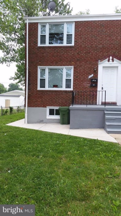 2421 Northern Parkway E, Baltimore, MD 21214 - MLS#: 1000042147