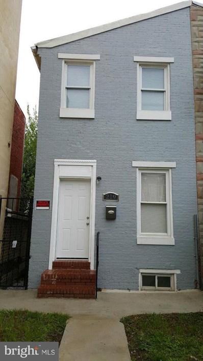 219 Gilmor Street, Baltimore, MD 21223 - MLS#: 1000042259