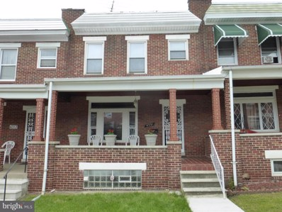 4351 Sheldon Avenue, Baltimore, MD 21206 - MLS#: 1000042297
