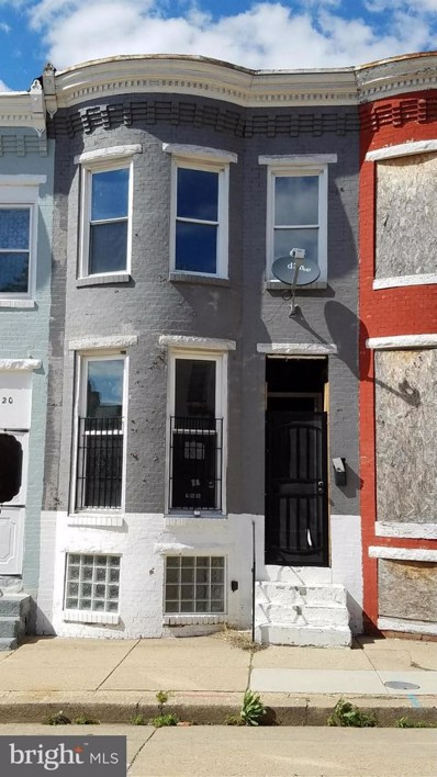 1818 Rayner Avenue, Baltimore, MD 21217 - MLS#: 1000042377