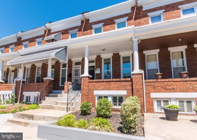 430 Ilchester Avenue, Baltimore, MD 21218 - MLS#: 1000042477