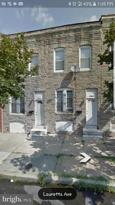 1944 Lauretta Avenue, Baltimore, MD 21223 - MLS#: 1000042595