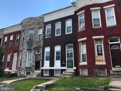 3009 Westwood Avenue, Baltimore, MD 21216 - MLS#: 1000042907