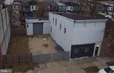 1719 Gorsuch Avenue, Baltimore, MD 21218 - MLS#: 1000043059