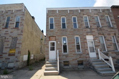 1740 Chester Street N, Baltimore, MD 21213 - MLS#: 1000043117