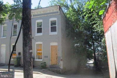 1947 Booth Street, Baltimore, MD 21223 - MLS#: 1000043245