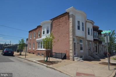 100 Highland Avenue N, Baltimore, MD 21224 - MLS#: 1000043273