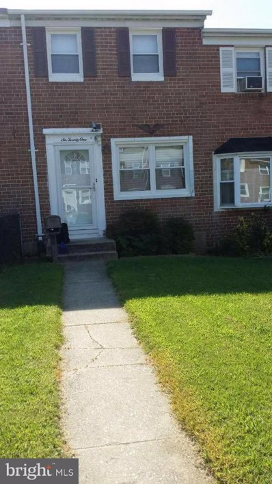 621 Markham Road, Baltimore, MD 21229 - MLS#: 1000043369