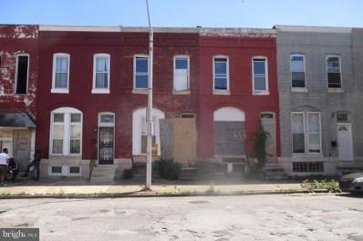 1747 Oliver Street E, Baltimore, MD 21213 - MLS#: 1000043415
