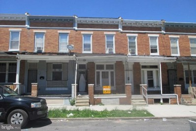 1624 25TH Street E, Baltimore, MD 21213 - #: 1000043475
