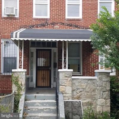 4417 Pimlico Road, Baltimore, MD 21215 - MLS#: 1000043533