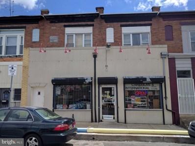 521 Gorsuch Avenue, Baltimore, MD 21218 - MLS#: 1000043659