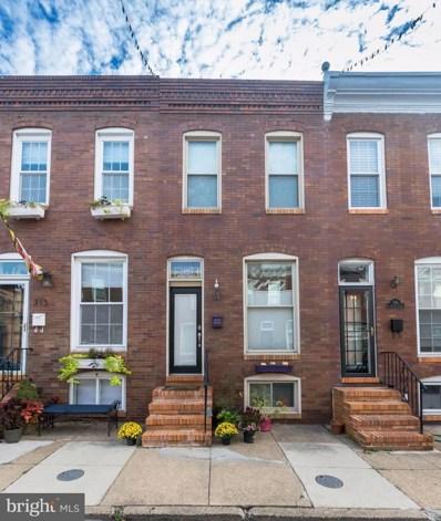 717 Glover Street S, Baltimore, MD 21224 - MLS#: 1000043695