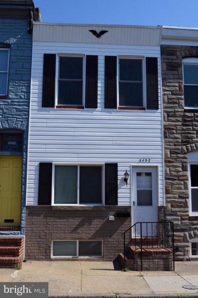 3432 Mount Pleasant Avenue, Baltimore, MD 21224 - MLS#: 1000043709