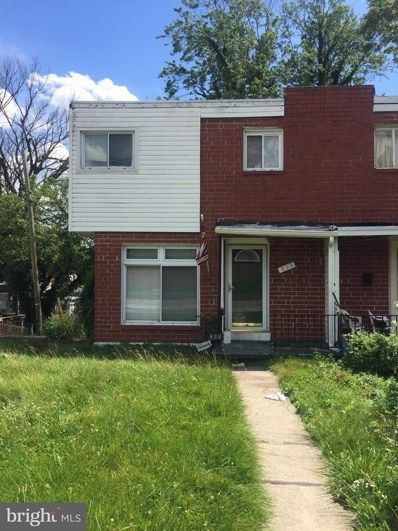 839 Woodbourne Avenue, Baltimore, MD 21212 - MLS#: 1000043731