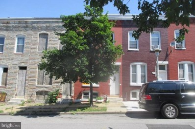 1934 Lauretta Avenue, Baltimore, MD 21223 - MLS#: 1000043741