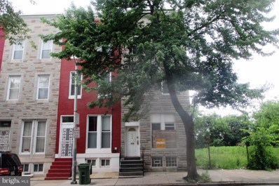 1336 Aisquith Street, Baltimore, MD 21202 - MLS#: 1000043749