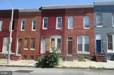 1216 Mosher Street, Baltimore, MD 21217 - MLS#: 1000043767