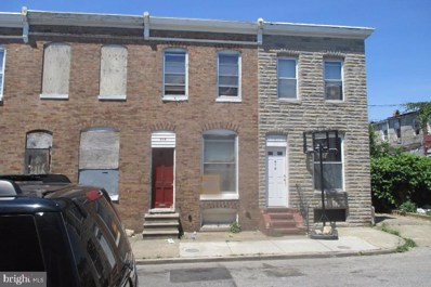 414 Furrow Street, Baltimore, MD 21223 - MLS#: 1000043797