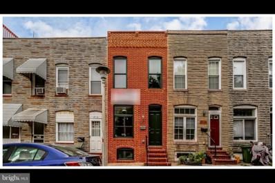 812 Port Street, Baltimore, MD 21224 - MLS#: 1000043825