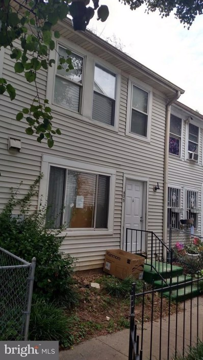 805 Showell Court, Baltimore, MD 21202 - MLS#: 1000043839