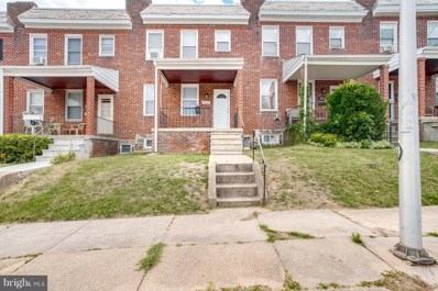3529 Cliftmont Avenue, Baltimore, MD 21213 - MLS#: 1000043877