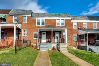 3706 Flowerton Road, Baltimore, MD 21229 - MLS#: 1000043907