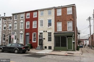 1221 Lombard Street W, Baltimore, MD 21223 - MLS#: 1000044043