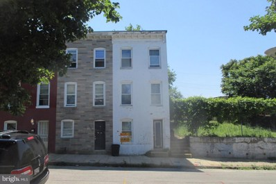 2637 Dulany Street, Baltimore, MD 21223 - MLS#: 1000044051