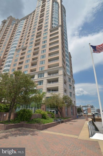 100 Harborview Drive UNIT 311, Baltimore, MD 21230 - MLS#: 1000044075