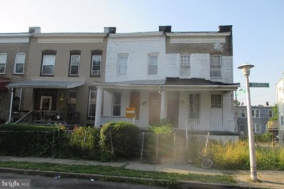 2817 Boarman Avenue, Baltimore, MD 21215 - MLS#: 1000044099