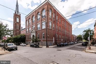 112 West Street E UNIT 202, Baltimore, MD 21230 - MLS#: 1000044101