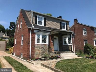 3905 Ridgecroft Road, Baltimore, MD 21206 - #: 1000044107