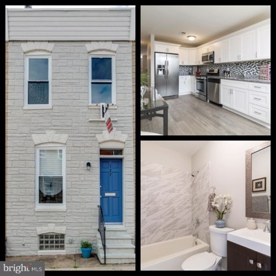 127 Rose Street, Baltimore, MD 21224 - MLS#: 1000044135