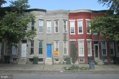 1516 Mount Street, Baltimore, MD 21217 - MLS#: 1000044167