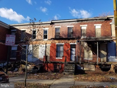 1716 Dukeland Street, Baltimore, MD 21216 - MLS#: 1000044201