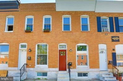 621 Lehigh Street, Baltimore, MD 21224 - MLS#: 1000044225