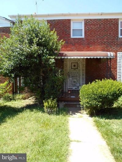 843 Lenton Avenue, Baltimore, MD 21212 - MLS#: 1000044331