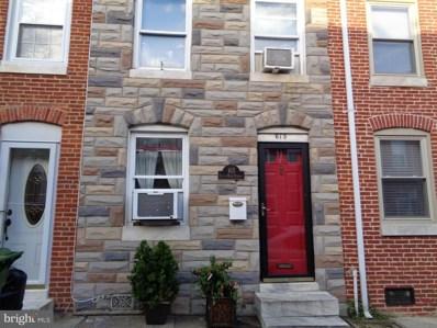 615 Rose Street, Baltimore, MD 21224 - MLS#: 1000044353