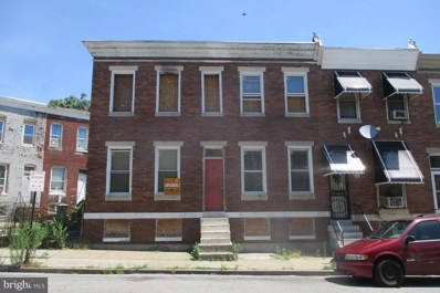 17 Calverton Road S, Baltimore, MD 21223 - MLS#: 1000044525