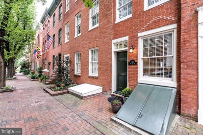 131 Lee Street W, Baltimore, MD 21201 - MLS#: 1000044541
