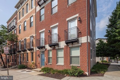 14 Exeter Street UNIT 1391, Baltimore, MD 21202 - MLS#: 1000044569