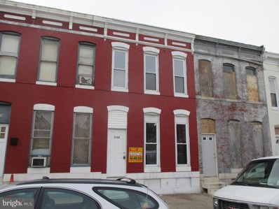 1730 Chester Street N, Baltimore, MD 21213 - MLS#: 1000044635
