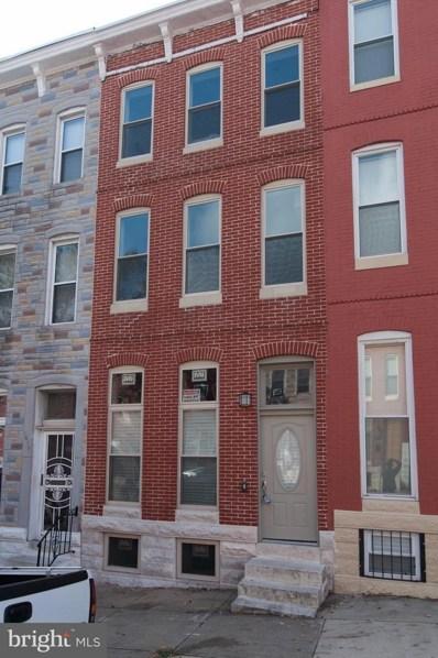 1613 Biddle Street E, Baltimore, MD 21213 - MLS#: 1000044653