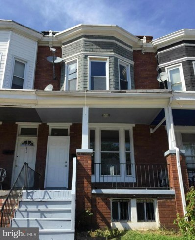 438 E 28TH Street, Baltimore, MD 21218 - MLS#: 1000044705